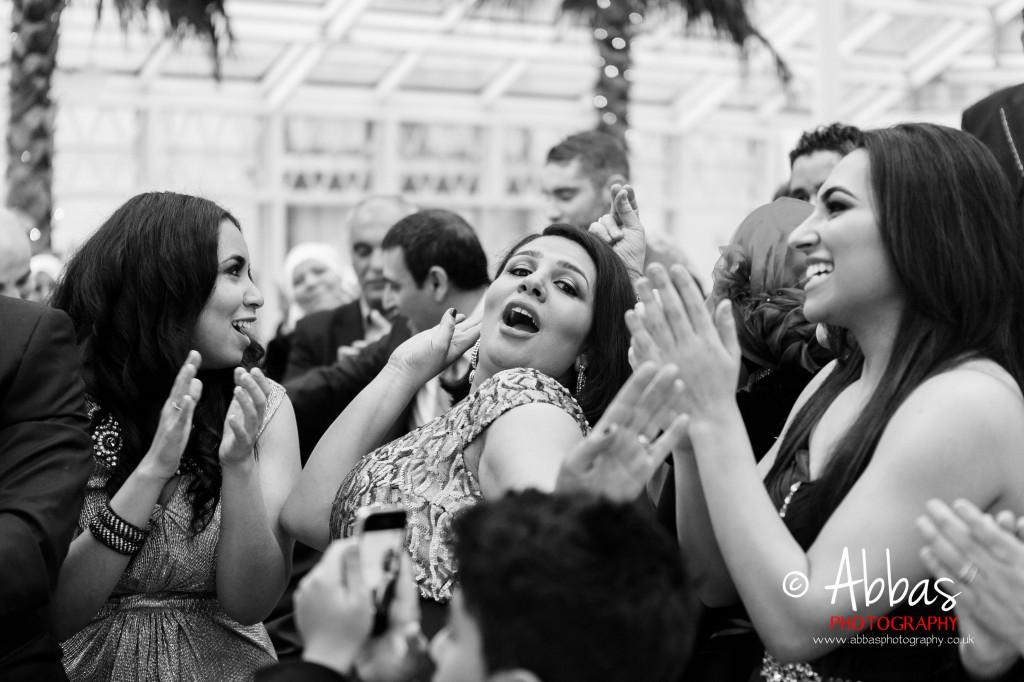 arab wedding photographer london